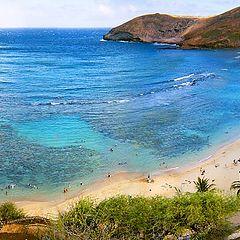 "photo ""Hanauma Bay. Hawaii"""