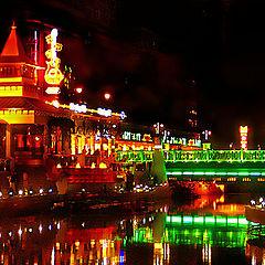 "фото ""Image:Summer night of Harbin"""