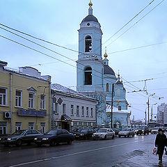 "photo ""Moscow, near the Rogojskaya Zastava"""