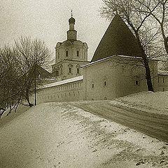 "photo ""The Spaso-Anronikov monastery"""
