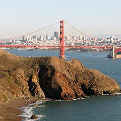 "photo ""View Through Golden Gate"""