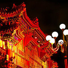 """фото """"vision:The Night of Beijing"""""""