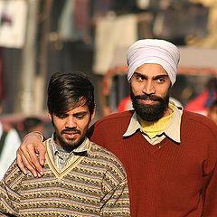 "photo ""Indian friendship"""