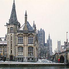 """фото """"Сказочный город Гент. Бельгия."""""""