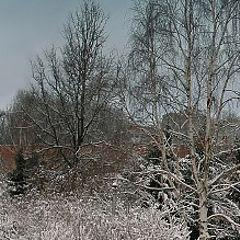 """фото """"Предновогодняя панорамка новгородского кремля"""""""