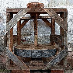 "photo ""Potter's wheel"""