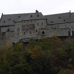 "photo ""Castel in rain"""