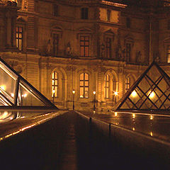 "фото ""Louvre - Paris"""
