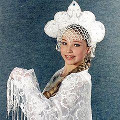 "photo ""Russian Winter Maid"""