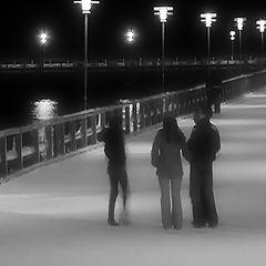 """photo """"Nights conversations"""""""