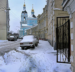 "photo ""Moscow, Serebrenniki"""