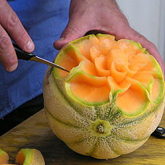 "photo ""Flower From Fruit"""