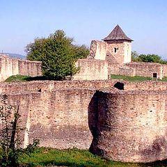 """фото """"Cetatea Sucevei 1"""""""