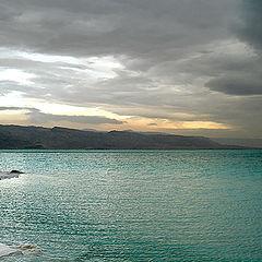 """photo """"Dead Sea 6"""""""