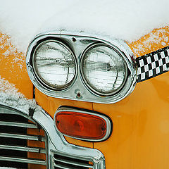 "фото ""Cold Cab"""