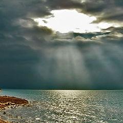 """photo """"Dead Sea 7"""""""