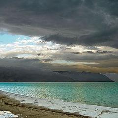 """photo """"Dead Sea 10"""""""