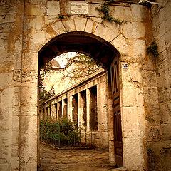 "фото ""History entrance"""