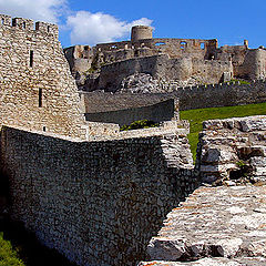 "photo ""Spis Castle - Slovakia"""