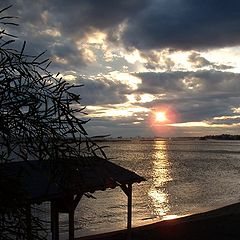 "фото ""Limassol sunset"""