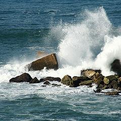 """фото """"Sea storm"""""""