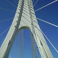 """photo """"The new bridge"""""""
