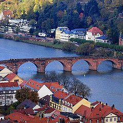 """фото """"The old bridge"""""""