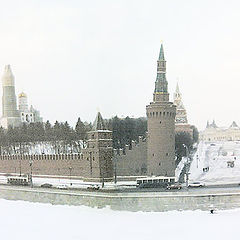 "фото ""Moscow -30C"""