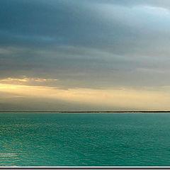 """photo """"Dead Sea 15"""""""