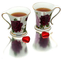 """photo """"Tea for two"""""""