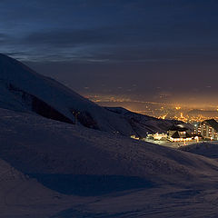 "photo ""Evening in turkish mountains"""