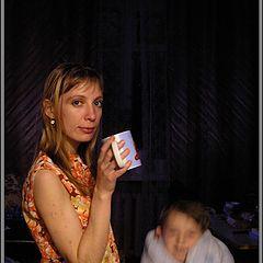 """фото """"Lady and Casper"""""""
