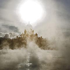 "photo ""Haze and Sun fighting."""