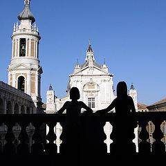 "photo ""Baroque & Silhouette"""