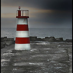 "photo ""The Old Lighthouse"""