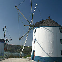 """фото """"Living in a windmill .."""""""