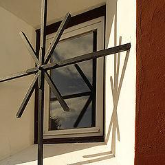 "фото ""Shadow grids"""