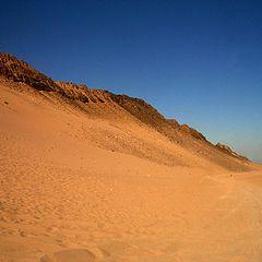 """фото """"Холм в пустыне сохара"""""""