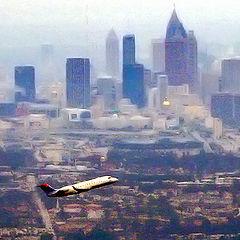 "фото ""Leaving Atlanta"""