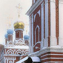 "photo ""The Goncharnaya street, Moscow"""