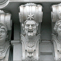 "фото ""Три головы"""