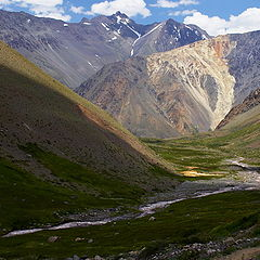 """фото """"El Morado National Park, Chile"""""""