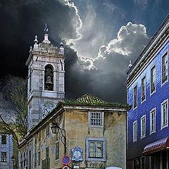 """photo """"Autumn in Sintra - for Craig Hansen"""""""