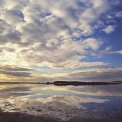 """photo """"November at the seaside"""""""