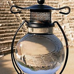"фото ""Лампа памяти"""