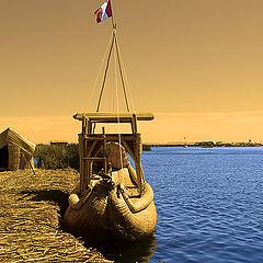 "фото ""The rush boat"""