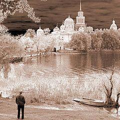"""photo """"Nilova Pustyn Monastery"""""""