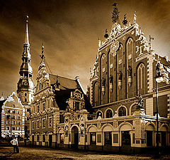 "photo ""About Riga..."""