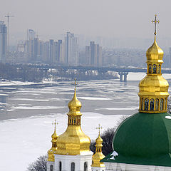"фото ""OLD AND NEW KIEV"""