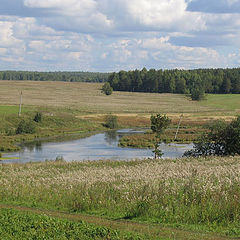 "фото ""The Ural ground-pearl of Russia-bottom Tavolga."""